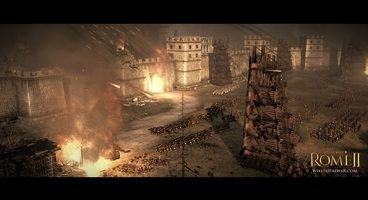 Creative Assembly says Total War: ROME 2 was a