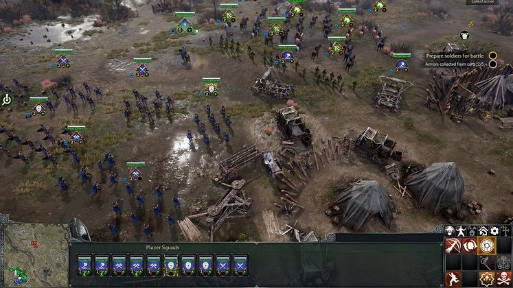 Medieval Strategy Game Ancestors Legacy Gets Mod Support