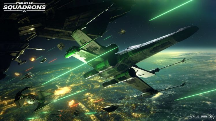 Star Wars: Squadrons Release Date - Headed to Steam, Epic and Origin in October 2020