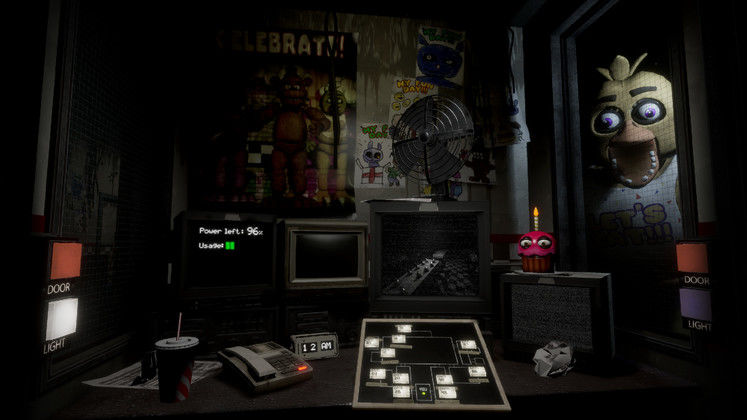 Five Nights at Freddy's: Help Wanted Gets Release Date