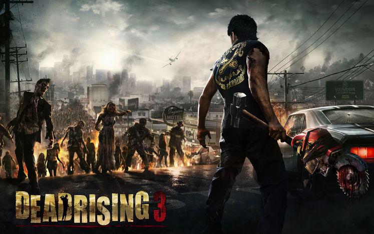 Dead Rising 3 PC pops up in SteamDB listing