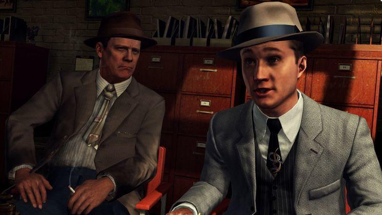 Brendan McNamara: L.A. Noire is