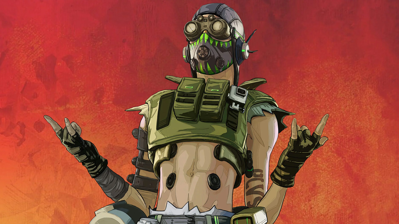 Apex Legends Characters Leak Gives Our First Look At New