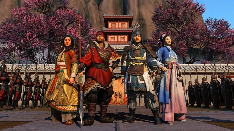 Total War: Three Kingdoms - A World Betrayed Chapter Pack DLC Gets March Release Date