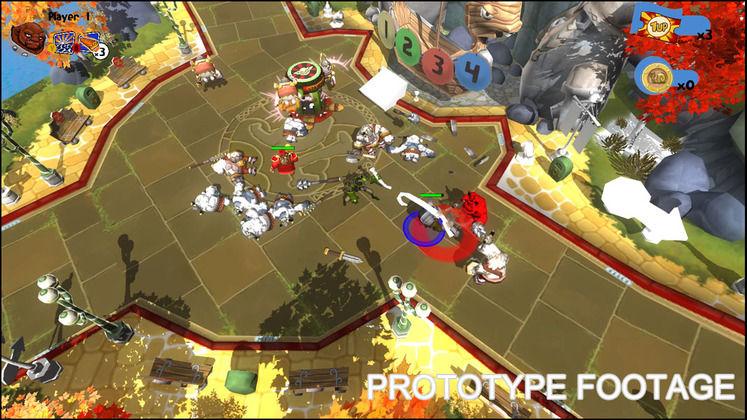 Developer Critical Studios details Dungeonland's development