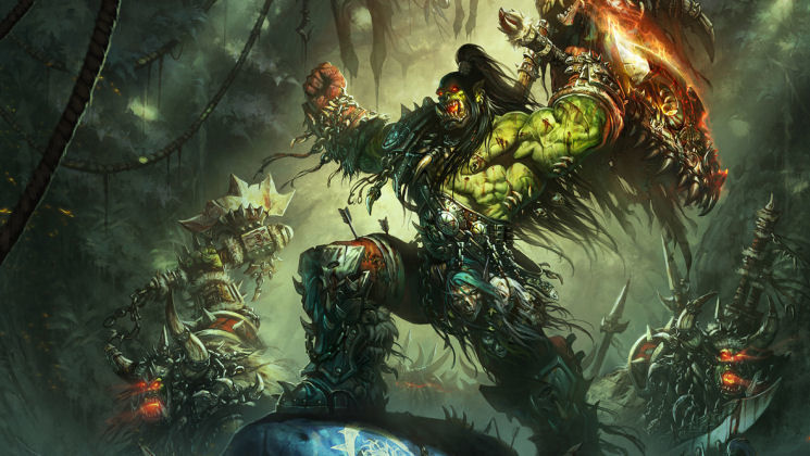 World of Warcraft: Warlords of Draenor beta test goes live