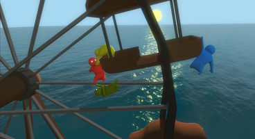 Indie multiplayer co-op Gang Beasts mixes physics with brawling, pre-alpha available
