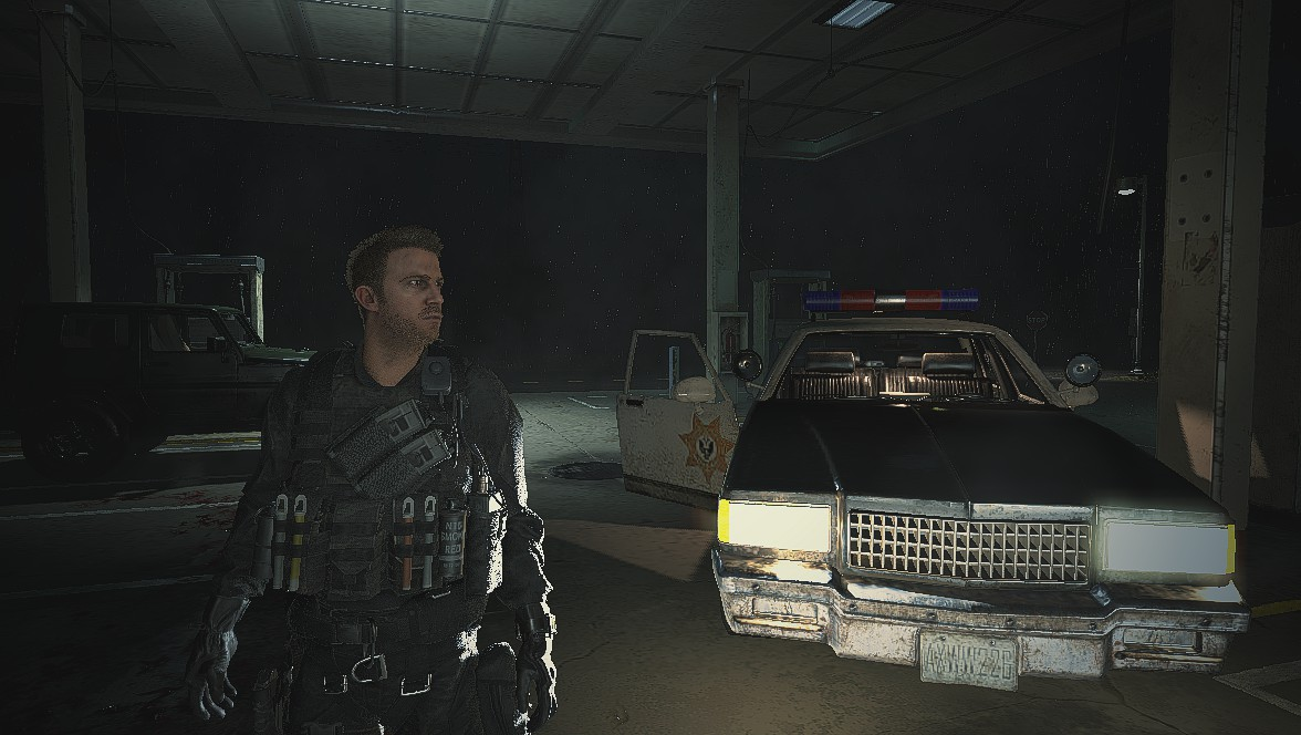 Resident Evil 2 Remake Chris Redfield - How To Play as