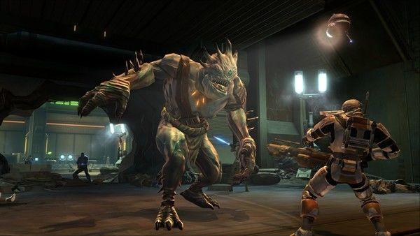 Rise of the Rakghouls hits next week on The Old Republic