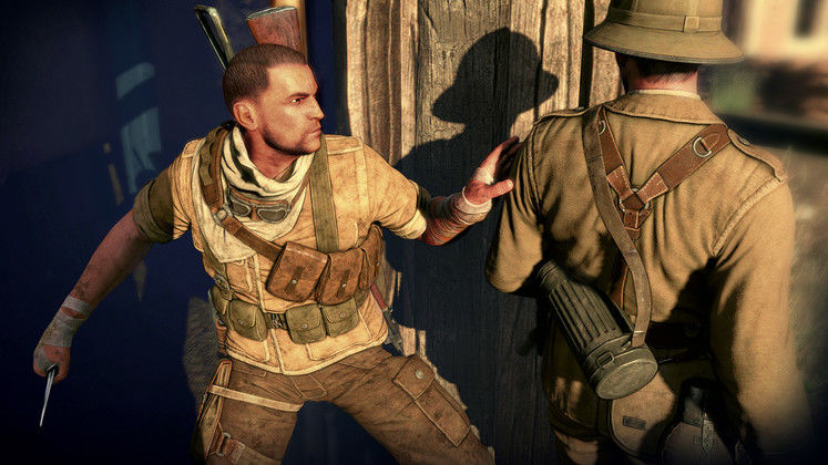 Sniper Elite 3 dev diary talks multiplayer, customisation and co-op