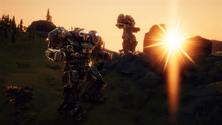 Paradox announces that Battletech will release in April