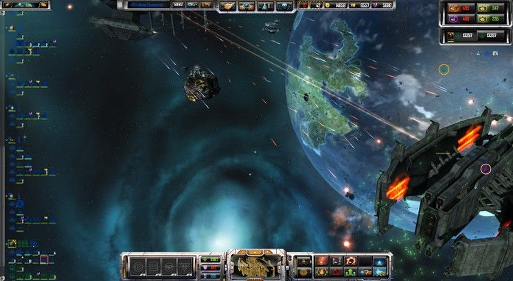 Sins of a Solar Empire: Rebellion gets 1.1 patch