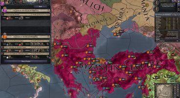 Crusader Kings II adds the Legacy of Rome