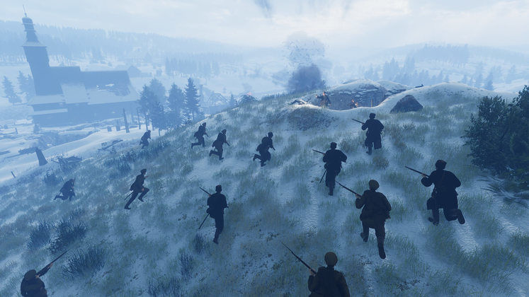 Tannenberg's Wolf Truce Event Is Live Adding Deadly Wolves to Its Battlefields