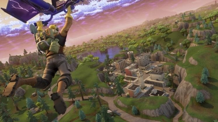 Get Creative in Fortnite's Brand New Playground Mode