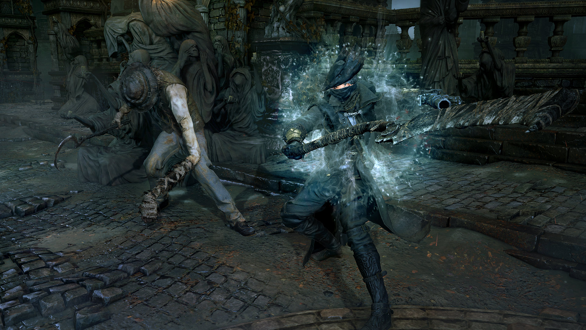 Bloodborne Is Now On Pc Gamewatcher Game Ps4 Dark Soul Iii Of The Year Edition