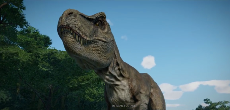 Jurassic World Evolution has a release date of June 12