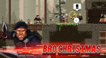 Free Lives releases Broforce tie-in expansion The Expendabros for free