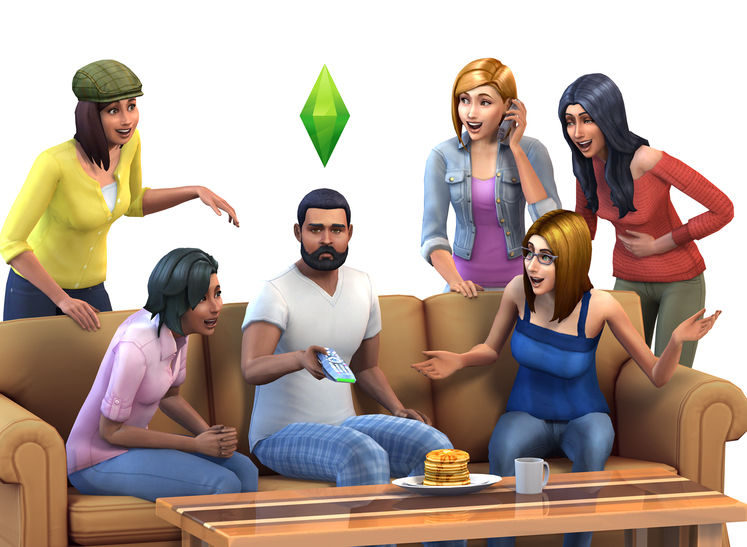 The Sims 4 given 18+ only rating in Russia