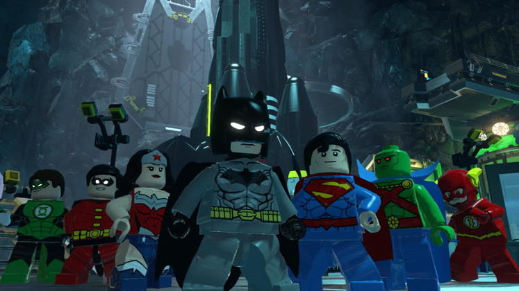 Brainiac wants to blow up Earth in Lego Batman 3