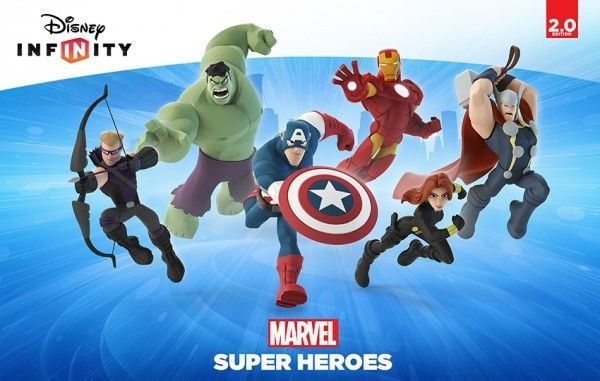 Disney Infinity 2.0 Marvel Super Heroes coming to PC and consoles this fall