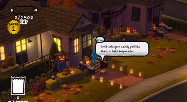 Double Fine unveil Costume Quest, a digital Halloween release
