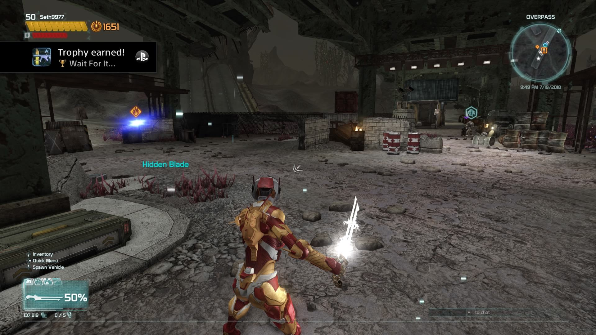 Defiance 2050 How To Get Melee Weapons Gamewatcher