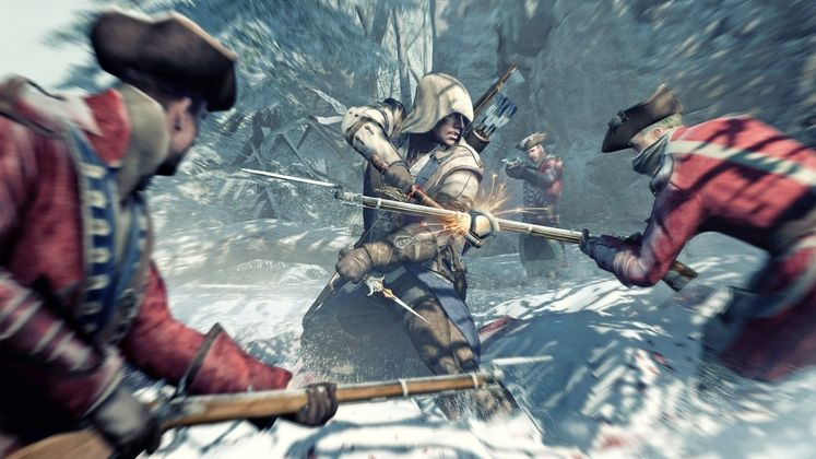 Assassin's Creed 3 the most preordered Ubisoft game ever