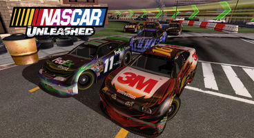 NASCAR Unleashed announced