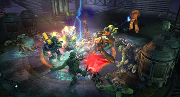 Warhammer 40k: Space Marine gets free co-op DLC in October