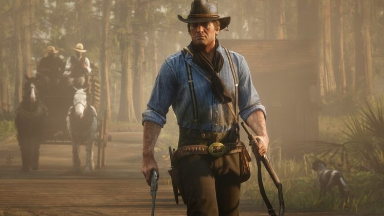 Rockstar Claims Red Dead Redemption 2 PC Stuttering Issues Will Be Solved in