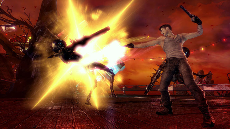 DmC: Devil May Cry dated 15th January 2013, PC version announced