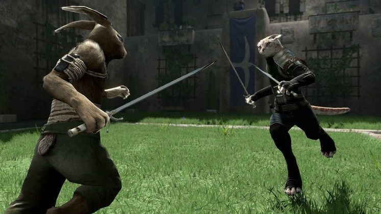 Almost A Decade After Its Announcement Overgrowth Is About To Leave Early Access
