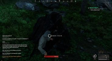 New World Iron Ore Locations - Where to Find Iron Veins