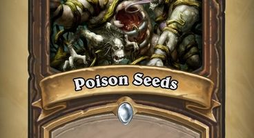Leaked images emerge from first Hearthstone expansion, The Curse of Naxxramas