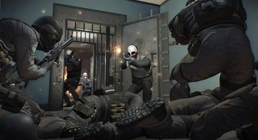 Starbreeze Raided Over