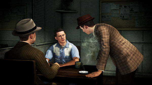 Physical interrogation was originally a part of L.A. Noire