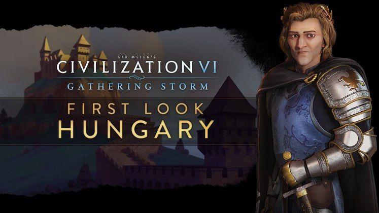 Civilization VI Gathering Storm Reveals the Hungarian Civilization