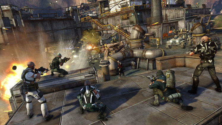 Defiance DLC pack coming soon, with free and premium versions