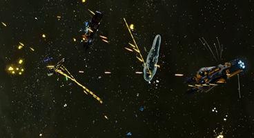 Oxide Games showcase 64-bit Nitrous engine with unprecedented space battle
