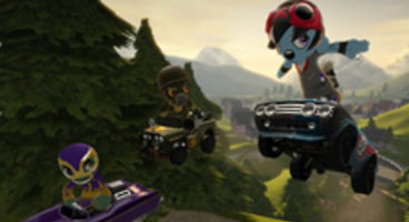 ModNation Racers out May 21st in UK and Europe, PSP undated
