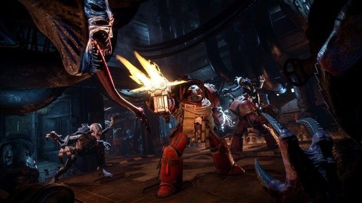 First Major Update Released for Space Hulk: Tactics