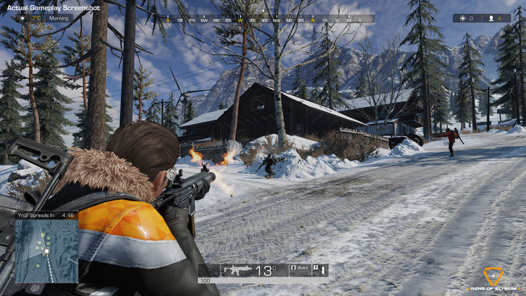 Ring of Elysium Reaches Steam Top 10, Gets Very Positive Reviews