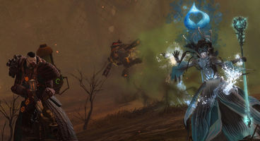 Guild Wars 2's Twilight Assault launching October 1st