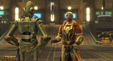 Star Wars: The Old Republic to feature Achievements at launch