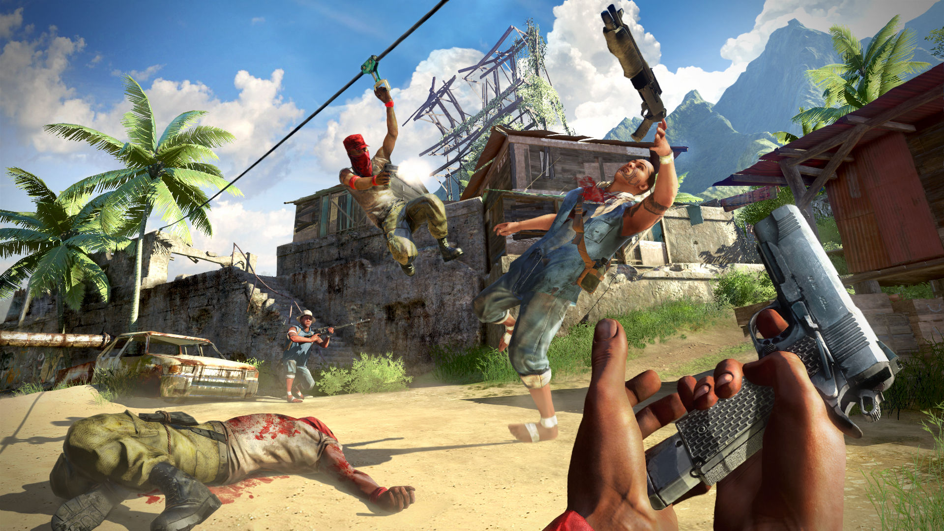 Far Cry 3 Delayed To Late 2012 Gamewatcher