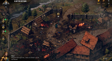 New Trailer Showcases Thronebreaker: The Witcher Tales Gameplay