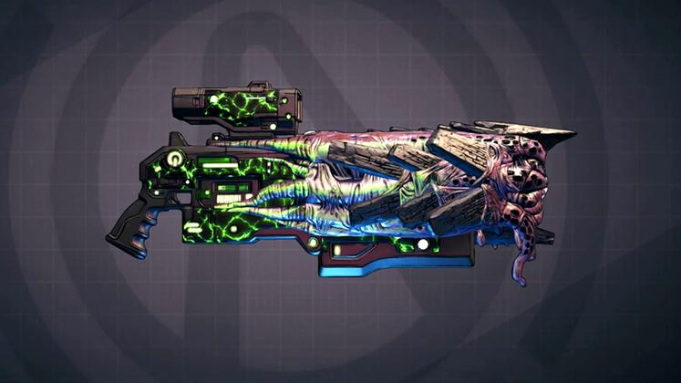 Borderlands 3 Creeping Death - How to get the Legendary Shotgun