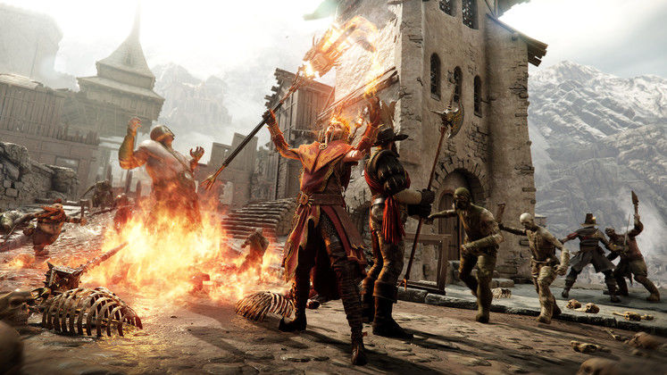 Mod Support and First DLC for Warhammer: Vermintide 2 Arrives Next Month