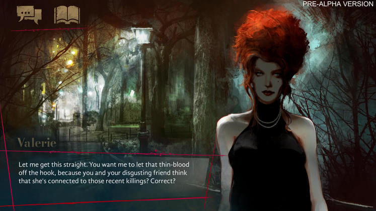 Vampire: The Masquerade - Coteries of New York Suffers One Week Delay